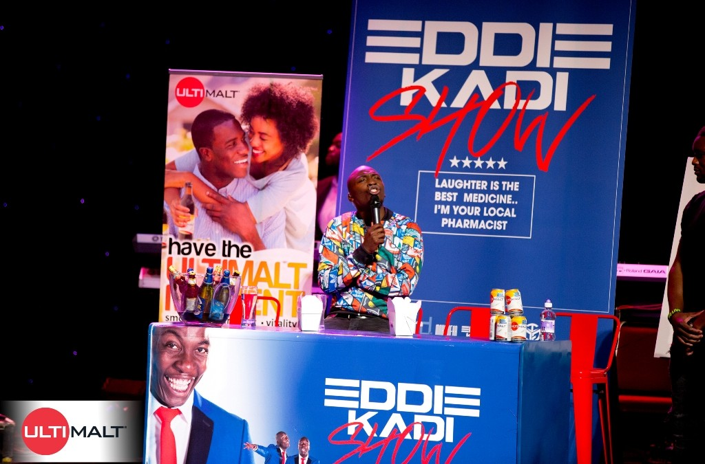 The Eddie Kadi Live Show!