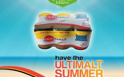 Have the ULTIMALT Summer!