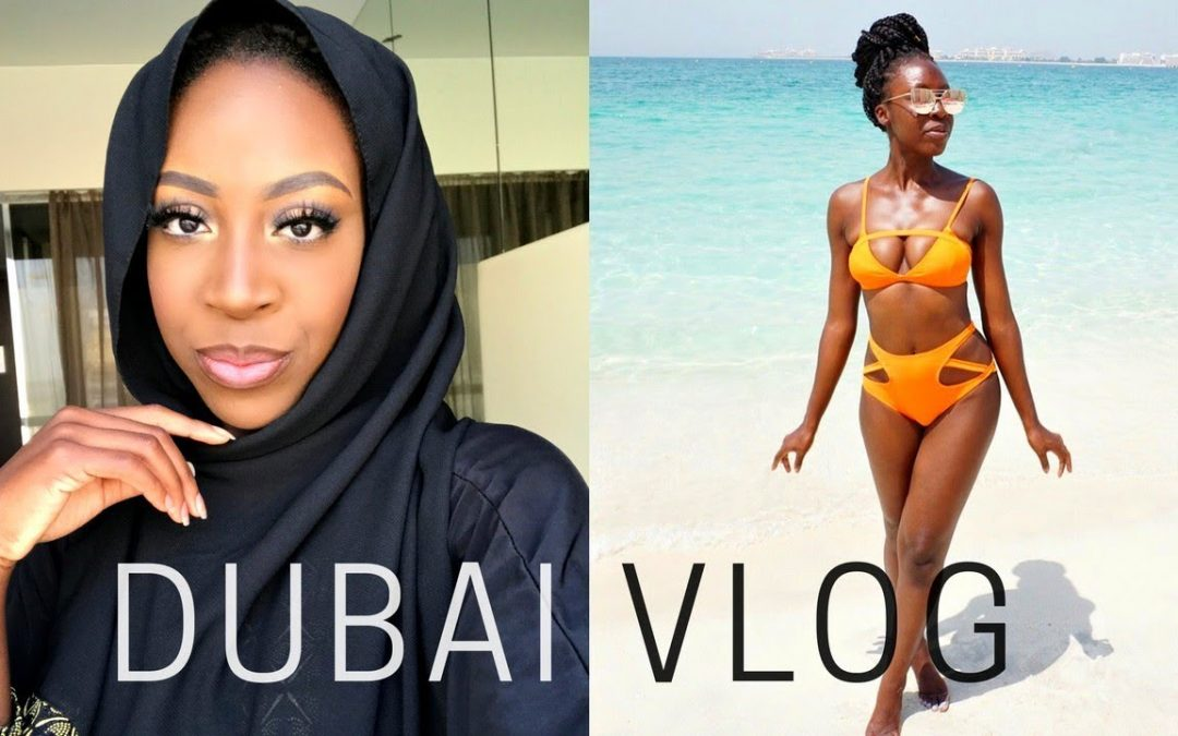 GIRLS TRIP TO DUBAI BY SINCERLY OGHOSA